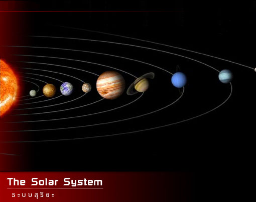 our solar system live - photo #11